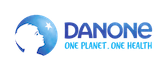 Logo Danone - Activate platform - mobile couponing as a white label
