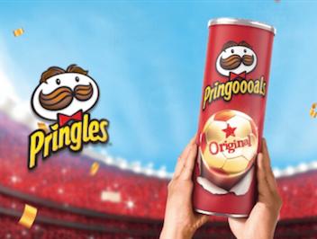 Pringles Shopmium UK widget