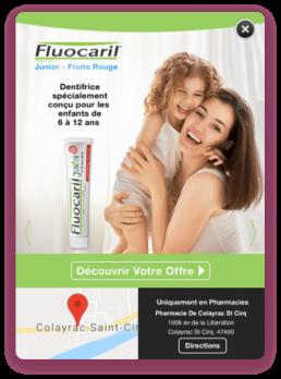 Shopper Network, solution de publicité display ultra cibée sur Mobile
