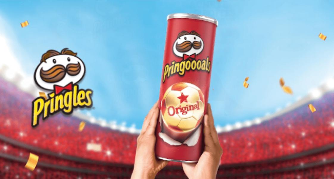 Pringles Shopmium solution