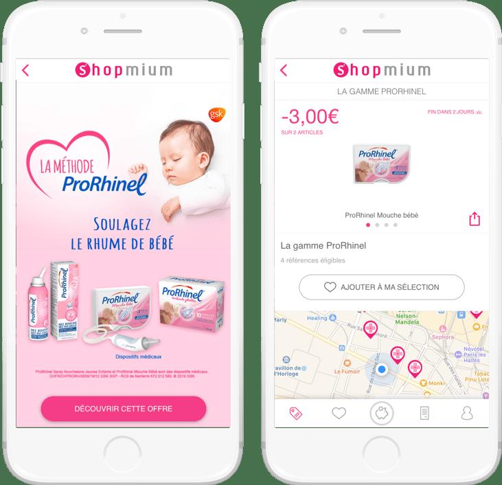 Prorhinel campagne shopmium