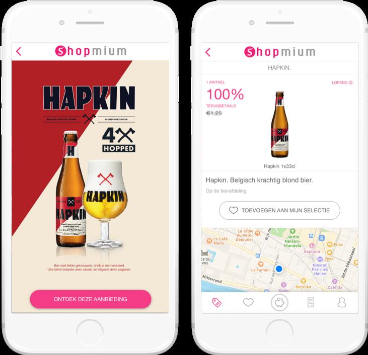 Hapkin Shopmium
