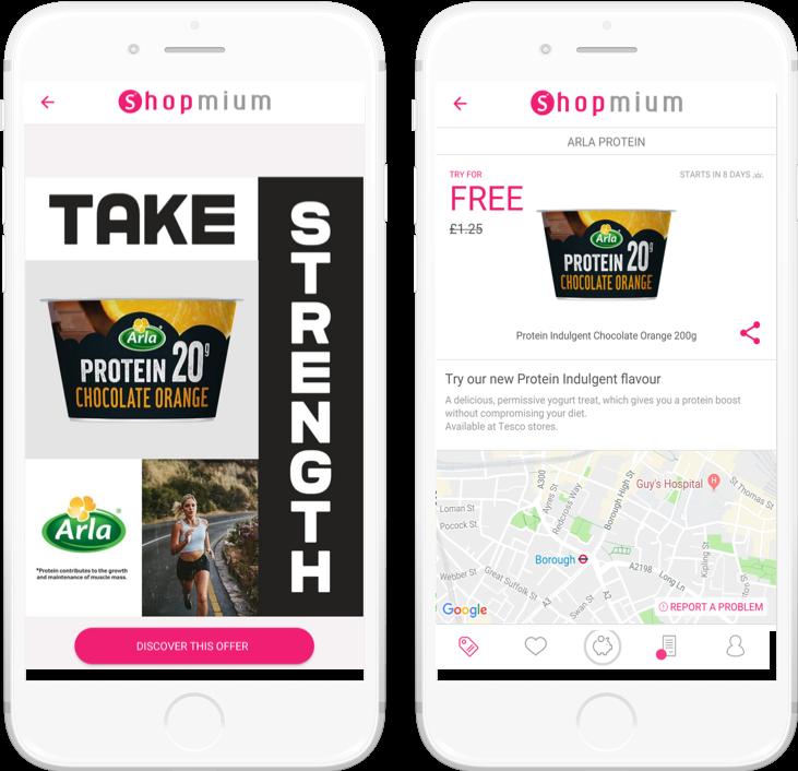 skir shopmium mobile app