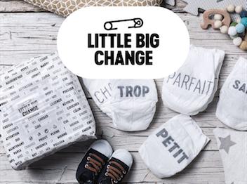 Little big change x Shopmium